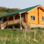 The guesthouse at Waterton River Suites