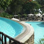 stunning pools at baobab