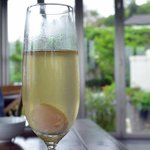 Lychee Champagne