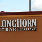 Longhorn Steakhouse- Fargo, ND.