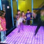 floor light games