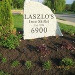 Laszlo's Iron Skillet