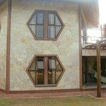 cabaña o habitaciones de la morada