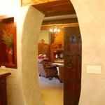 Interior of Sagebrush Suite