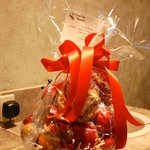 Amazing gift basket from the Innkeepers