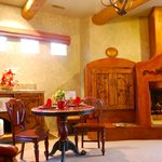Interior of Sagebrush Suite