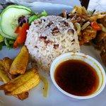 Belizean Staples at Belizean Shores Restaurant
