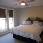 Spacious comfortable bedrooms of the Cottage