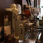 Coffee nerd dream-machine
