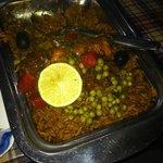 arroz veneciano