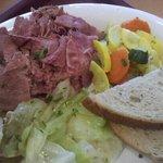 corned beef platter