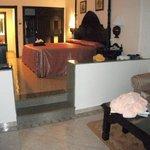 2 bedroom suite master