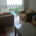 2 bedroom suite balcony