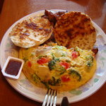 the Kitchen Sink Omelet