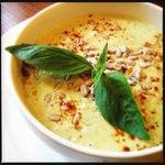 крем-суп из гречки с авокадо