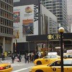 Hilton New York Entrance