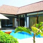 Photo de Bagus Home Stay Pemuteran