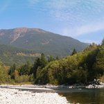 Chilliwack River fishing area