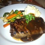 If you want the best rump steak you have ever indulged in your life ever. Come