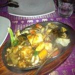 Basil Sea food