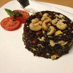 Brown Rice Pesto