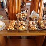 Frühstück im Regency Club