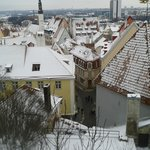 old town - high vantage point