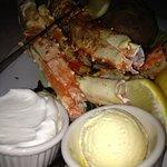 fantastic crab legs!