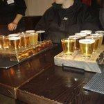 Selection of Estonian Beers