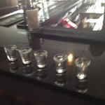 sambucca to end our lunch