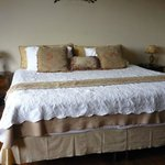 Casa Isabella - room, with great views and an extremely comfortable bed