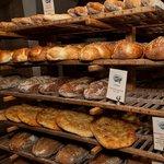 fresh breads (sooo yummy)