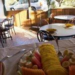 Speisesaal und Aufenthaltsraum
