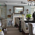 The beautiful Gallery Restaurant