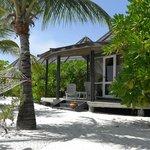 Notre Beach villa jacuzzi