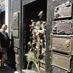 """"""" Familia Duarte """" Eva Peron'un Aile mezarı"""