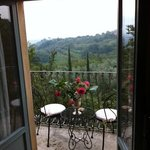 View from Il Balcone