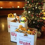 December 2012 Toys for Tots at the DoubleTree by Hilton Denver-Westminster, Co