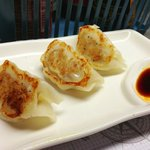 Gyoza, very average