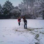 Our Snowman!!