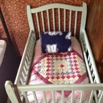Qute babycrib for our daughter!