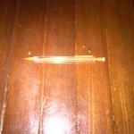 Sharp wooden Floor - Becareful