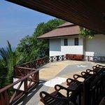 Suite Hilltop View Terrasse