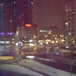 Vue depuis une chambre city view