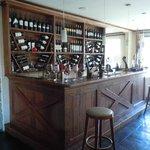 Bar para tomar algún refrigerio