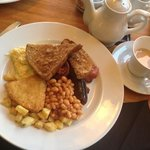 my full English Breakfast