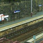 Marsden Railway Station.