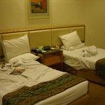 Les lits doubles pour les enfants