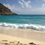 beautiful beach to walk