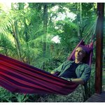 Hammock at Bungalow Luna